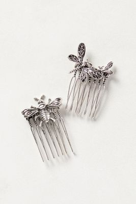 anthropologie damslefly combs