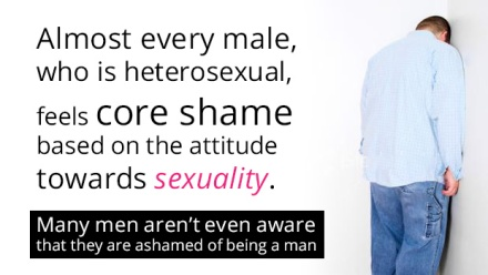 man-emasculated-shame-shaming-disposable-male-sexuality