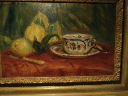 A simple Renoir painting... I love his paintings